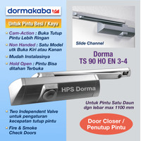 Door Closer Dorma TS 90 HO (EN 3-4)