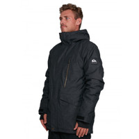 Misson Snow Jacket QUIKSILVER Black