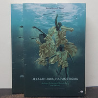Buku Jelajah Jiwa Hapus Stigma, Nova Riyanti Yusuf