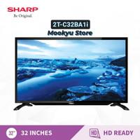 SHARP AQUOS LED TV 32 Inch 2T-C32BA1i | 2TC32BA1i Garansi Resmi 5 Thn