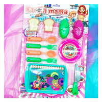 mainan masak masakan kantin mama family fun v3
