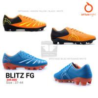 ORTUSEIGHT BLITZ FG ORIGINAL TERMURAH Sepatu Olahraga Sepak Bola Futsa - MYSTIQUEBLUE, 37