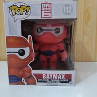 Funko pop BAYMAX 112