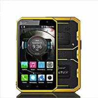 Ken Mobile W9 Pro Smartphone Outdoor Waterfroop Original - Kuning