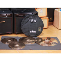 Orion Set Solopro Bronze 14,16,20 Inch- Cymbal Drum Set