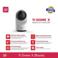 Xiaomi Xiaoyi Yi Dome X 1080P Smart CCTV IP Camera 360 Kamera IP Cam