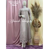 (Realpict) Shireen Dress~gamis kebaya~Gamis Kebaya Modern~kebaya pesta
