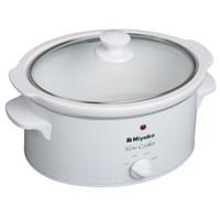 miyako slow cooker sc400 4liter pemasak lambat garansi resmi - Putih