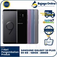 SAMSUNG GALAXY S9 PLUS RESMI SEIN