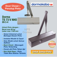 Door Closer Dorma TS 73 V NHO (EN 3-4)
