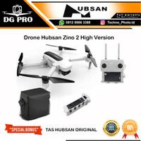 Hubsan Zino 2 High Version BONUS TAS - Drone Quadcopter RC - Original
