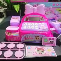 Cash Register LoL/Mainan Mesin Kasir