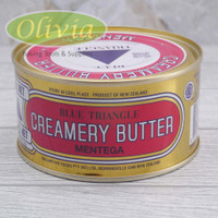 Creamery Butter / Mentega Segitiga Biru Blue Triangle 340g
