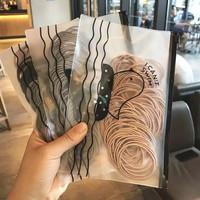 Jepit Rambut Ikat Rambut Korea KPOP kekinian Blackpink