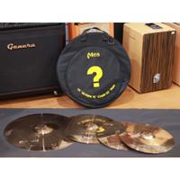 Mes ACT Set - Cymbal Set 14 16 20 - Cymbal Drum Original