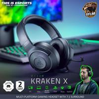 Razer Kraken X Multi Platform Ultralight 7.1 Surround Gaming Headset