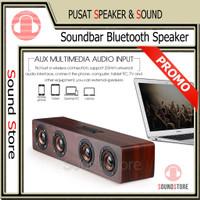 Speaker Multimedia Soundbar Subwoofer TOPROAD - W8 Bluetooth Stereo