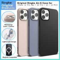 Original Ringke Air S Case iPhone 12 Pro Max Pro 12 Mini Soft Casing