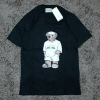 KAOS TSHIRT GUCCI MIKE BEAR PARODY AUTHENTIC BLACK