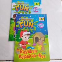 Spirit junior Fun / renungan harian anak untuk usia 2-5 tahun