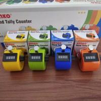 Hand Tally Counter Kenko HT-303 / Alat Hitung Tasbih