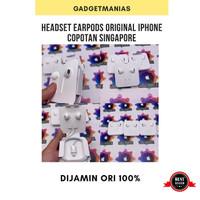 Headset earpods ori iphone copotan Singapore