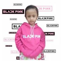 Sweater Anak Perempuan   BLACK PINK   Jaket Anak