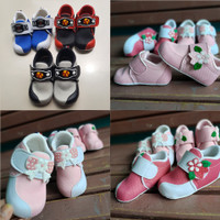 Sepatu bayi lakilaki perempuan/ sepatu anak sport / prewalker shoes