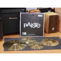 Paiste Pst3 14,16,20 - Cymbal Drum Set