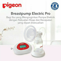 PIGEON BABY Breastpump Electric Pro New