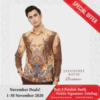 Jayashree Batik Regfit Brahma Long Sleeve - XXL