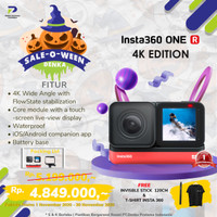 Insta360 One R 4K Edition CINAKGP/C