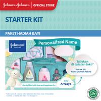 PERSONALIZED NAME: Johnson's Starter Kit Gift Set