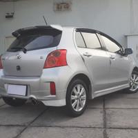 Toyota Yaris Bakpao type E Matic Silver 2013 Cash 125 Jt NEGO bisa tt