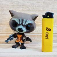 mainan action figure funko pop rocket raccoon guardian of the galaxy v