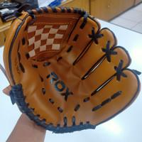 sarung tangan glove gloves softball baseball rox 10.5 inch anak junior