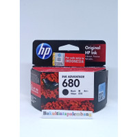 HP Ink Cartridge 680 Black Original