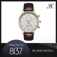 Jims Honey Jam Tangan Pria Kode 8137 - M02