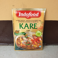[satuan] INDOFOOD Bumbu Instan Kare / Curry / Kari 45 gram