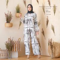Pajamas / Piyama One Set Kemeja Tie Dye Bliss