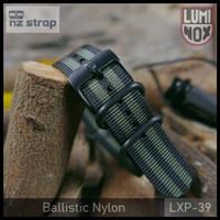[LXP-39] Tali Jam Tangan Luminox Aftermarket Nylon Zulu Strap Watch