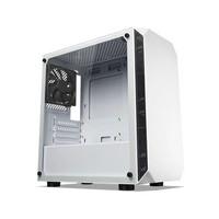 TECWARE Nova M M-ATX Mid Tower Gaming Casing - White