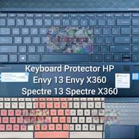 Keyboard Protector HP Spectre 13 X360 Envy 13 X360 2017 2018 2019 2020