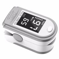 Oximeter Fingertip Pulse Sp02 Alat ukur saturasi oksigen dalam darah f