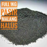 Pasir Malang HALUS Kemasan 1kg Aquarium / Aquascape / Kaktus Sukulen