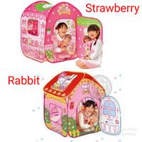 Mainan Rumah Tenda Anak Mell Chan Big HOUSE Mellchan Doll