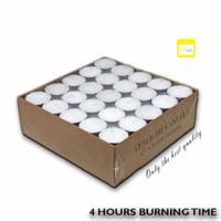 Lilin Aroma Terapi / Tealight Candle Isi 100 Pcs