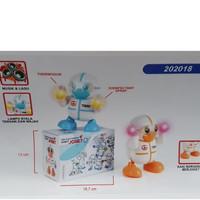 Mainan Dokter Tenaga Medis Joget - Dancing Robot Joget