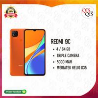 Redmi 9C 4/64 GB - Garansi Resmi