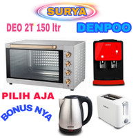 OVEN TOASTER DENPOO DEO 2T ( 150 ) LTR